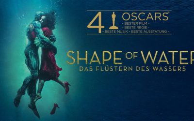 THE SHAPE OF WATER (OmU)