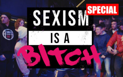SEXISM IS A BITCH